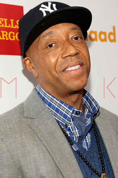 New York, NY - March 24: Russell Simmons at the 23rd Annual GLAAD Media Awards in the Marriott Hotel on Saturday, March 24, 2012 in New York, NY.  (Photo by Steve Mack/S.D. Mack Pictures)
