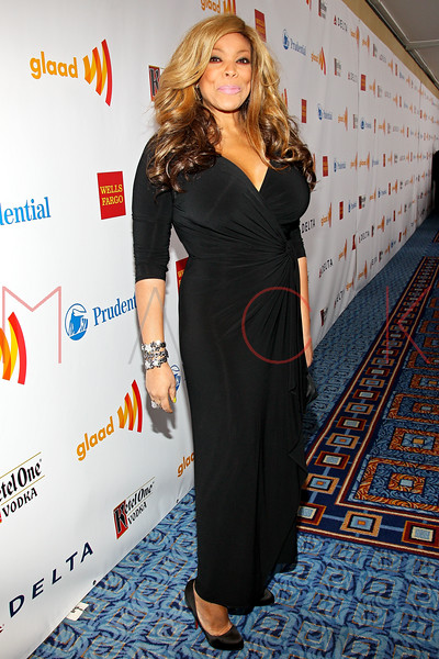 New York, NY - March 24: Wendy Williams at the 23rd Annual GLAAD Media Awards in the Marriott Hotel on Saturday, March 24, 2012 in New York, NY.  (Photo by Steve Mack/S.D. Mack Pictures)