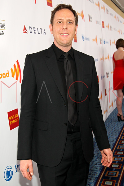 New York, NY - March 24: Lee Hirsch at the 23rd Annual GLAAD Media Awards in the Marriott Hotel on Saturday, March 24, 2012 in New York, NY.  (Photo by Steve Mack/S.D. Mack Pictures)