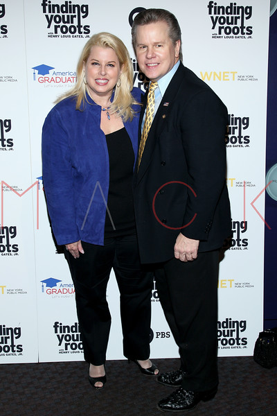 New York, NY - March 19: Rita Crosby, Tomaczeck Bednarek at FINDING YOUR ROOTS Premiere Screening at Frederick P. Rose Hall, Jazz at Lincoln Center on Monday, March 19, 2012 in New York, NY.  (Photo by Steve Mack/S.D. Mack Pictures)