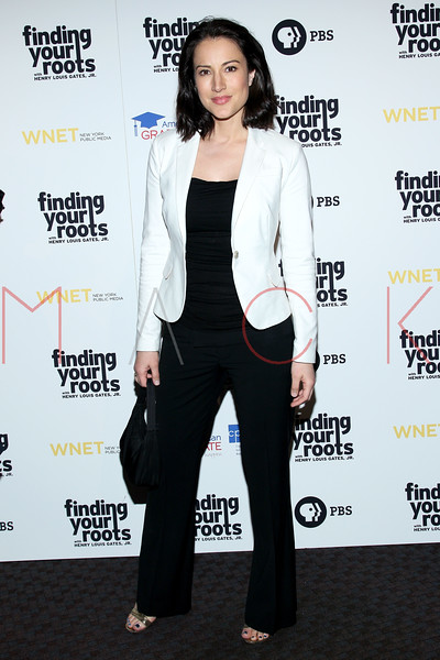 New York, NY - March 19: America Olivo at FINDING YOUR ROOTS Premiere Screening at Frederick P. Rose Hall, Jazz at Lincoln Center on Monday, March 19, 2012 in New York, NY.  (Photo by Steve Mack/S.D. Mack Pictures)