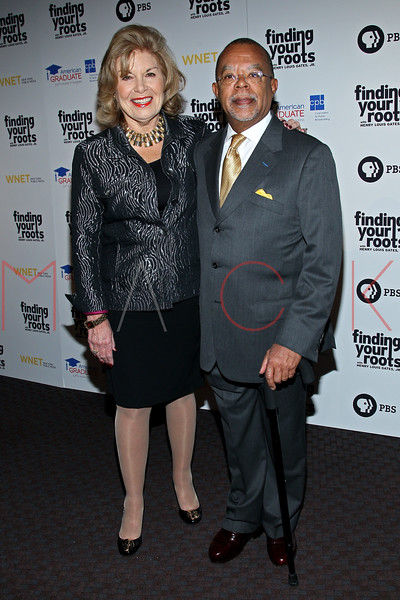 New York, NY - March 19: Pat Harrison, Henry Louis Gates Jr. at FINDING YOUR ROOTS Premiere Screening at Frederick P. Rose Hall, Jazz at Lincoln Center on Monday, March 19, 2012 in New York, NY.  (Photo by Steve Mack/S.D. Mack Pictures)