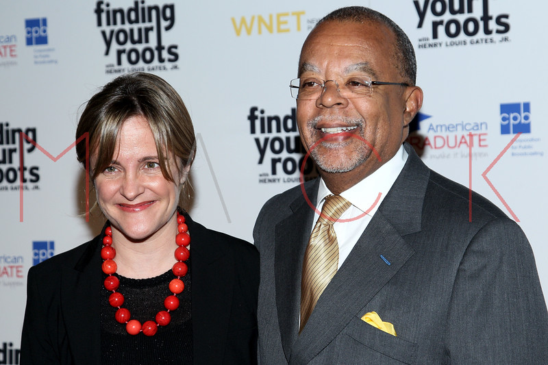 New York, NY - March 19: Dylan McGee, Henry Louis Gates Jr. at FINDING YOUR ROOTS Premiere Screening at Frederick P. Rose Hall, Jazz at Lincoln Center on Monday, March 19, 2012 in New York, NY.  (Photo by Steve Mack/S.D. Mack Pictures)