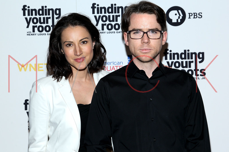 New York, NY - March 19: America Olivo, Christian Campbell at FINDING YOUR ROOTS Premiere Screening at Frederick P. Rose Hall, Jazz at Lincoln Center on Monday, March 19, 2012 in New York, NY.  (Photo by Steve Mack/S.D. Mack Pictures)