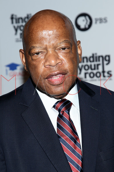 New York, NY - March 19: John Lewis at FINDING YOUR ROOTS Premiere Screening at Frederick P. Rose Hall, Jazz at Lincoln Center on Monday, March 19, 2012 in New York, NY.  (Photo by Steve Mack/S.D. Mack Pictures)
