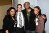 New York, NY - March 13: Bryonha Parham, Peter Avery, Nathaniel Stampley, Nikki Renee Daniels at The George and Ira Gershwin Theatre Education Program Launch Event at The Richard Rodgers Theatre on Tuesday, March 13, 2012 in New York, NY.  (Photo by Steve Mack/S.D. Mack Pictures)