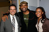 New York, NY - March 13: Peter Avery, Nathaniel Stampley, Nikki Renee Daniels at The George and Ira Gershwin Theatre Education Program Launch Event at The Richard Rodgers Theatre on Tuesday, March 13, 2012 in New York, NY.  (Photo by Steve Mack/S.D. Mack Pictures)