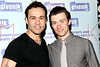"""""""Ghost: The Musical"""" post-performance reception, New York, USA"""
