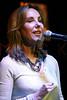 NEW YORK, NY - MARCH 05:  Artistic Director The New York Songwriters Circle Tina Shafer attends the Hey U.G.L.Y. Foundation Benefit Concert Presented by New York Songwriters Circle at The Bitter End on March 5, 2012 in New York City.  (Photo by Steve Mack/S.D. Mack Pictures)