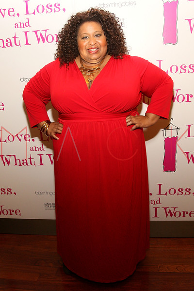 """NEW YORK, NY - MARCH 01:  Actress Erica Watson attends the """"Love, Loss and What I Wore"""" final cast change celebration at B. Smith's Restaurant on March 1, 2012 in New York City.  (Photo by Steve Mack/Getty Images)"""