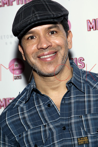 New York, NY - March 14: Sergio Trujillo at Celebration of MEMPHIS' 1000th Performance On Broadway at 48 Lounge on Wednesday, March 14, 2012 in New York, NY.  (Photo by Steve Mack/S.D. Mack Pictures)