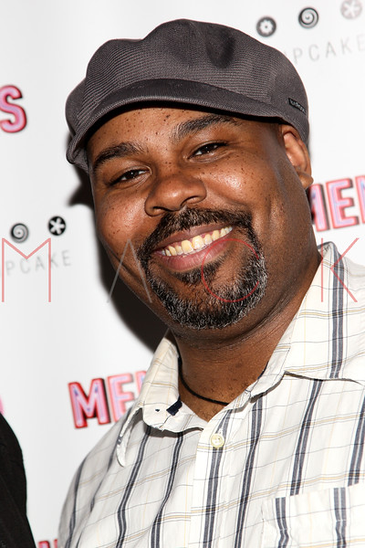 New York, NY - March 14: James Monroe Iglehart at Celebration of MEMPHIS' 1000th Performance On Broadway at 48 Lounge on Wednesday, March 14, 2012 in New York, NY.  (Photo by Steve Mack/S.D. Mack Pictures)