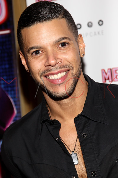 New York, NY - March 14: Wilson Cruz at Celebration of MEMPHIS' 1000th Performance On Broadway at 48 Lounge on Wednesday, March 14, 2012 in New York, NY.  (Photo by Steve Mack/S.D. Mack Pictures)