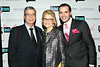 New York, NY - March 02: Elie Jabour, Rhoda Jabour, Nick Jabbour at the 'Million Dollar Listing New York' premiere at Catch Roof on Friday, March 2, 2012 in New York, NY.  (Photo by Steve Mack/S.D. Mack Pictures)