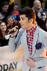 New York, NY - March 12: Zayn Malik at NBC Today Show Concert with One Direction at Rockefeller Plaza on Monday, March 12, 2012 in New York, NY.  (Photo by Steve Mack/S.D. Mack Pictures)