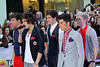 New York, NY - March 12: Louis Tomlinson, Harry Styles, Liam Payne, Zayn Malik, Niall Horan at NBC Today Show Concert with One Direction at Rockefeller Plaza on Monday, March 12, 2012 in New York, NY.  (Photo by Steve Mack/S.D. Mack Pictures)