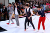 New York, NY - March 12: Zayn Malik, Harry Styles, Liam Payne, Louis Tomlinson at NBC Today Show Concert with One Direction at Rockefeller Plaza on Monday, March 12, 2012 in New York, NY.  (Photo by Steve Mack/S.D. Mack Pictures)