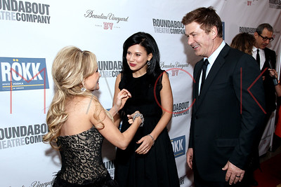New York, NY - March 12: The Roundabout Theatre Company's 2012 Spring Gala at The Hammerstein Ballroom on Monday, March 12, 2012 in New York, NY.
