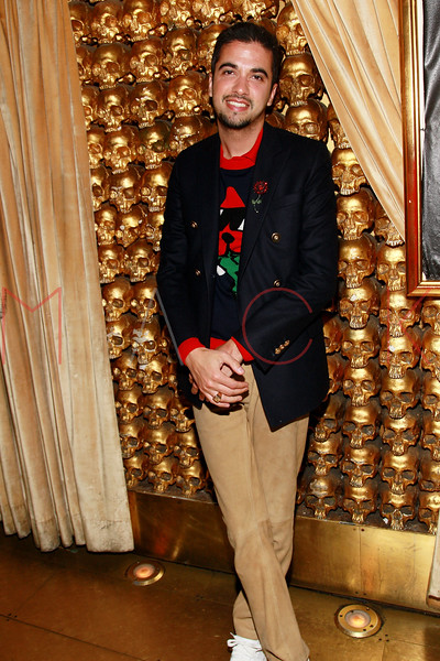 NEW YORK, NY - MARCH 11:  DJ Cassidy attends Sylvia Rhone's surprise birthday party at Goldbar on March 11, 2012 in New York City.  (Photo by Steve Mack/S.D. Mack Pictures)