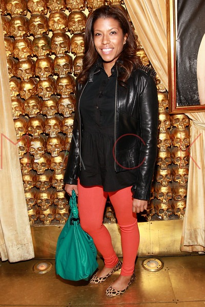 NEW YORK, NY - MARCH 11:  Designer Priya Scroggins attend Sylvia Rhone's surprise birthday party at Goldbar on March 11, 2012 in New York City.  (Photo by Steve Mack/S.D. Mack Pictures)