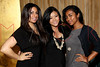 NEW YORK, NY - MARCH 11:  Kiran Prasher, Cat Ahn and Isis attend Sylvia Rhone's surprise birthday party at Goldbar on March 11, 2012 in New York City.  (Photo by Steve Mack/S.D. Mack Pictures)