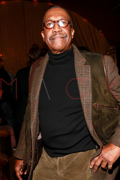 NEW YORK, NY - MARCH 11:  Dancer and choreographer George Faison attends Sylvia Rhone's surprise birthday party at Goldbar on March 11, 2012 in New York City.  (Photo by Steve Mack/S.D. Mack Pictures)