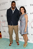 NEW YORK, NY - MARCH 06:  Wide Receiver for the NY Giants Ramses Barden and Shoshanna Gruss attend the 21st Annual Bunny Hop at FAO Schwarz on March 6, 2012 in New York City.  (Photo by Steve Mack/S.D. Mack Pictures)