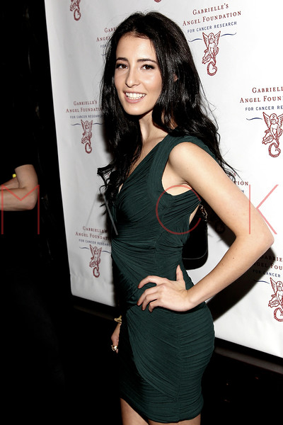 2012 Millennial Ball To Benefit Gabrielle's Angel Foundation For Cancer Research, New York, USA
