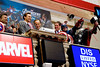 "Opening Bell Celebrating the Release Of ""Marvel's The Avengers"", New York, USA"