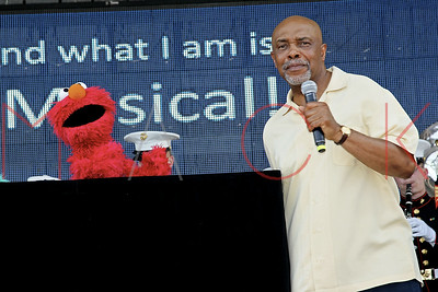 """New York, NY - May 26:  The Sesame Workshop's """"Little Children, Big Challenges"""" Outreach Launch, New York, USA."""