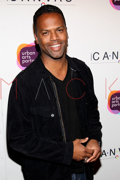 NEW YORK, NY - MAY 11:  A.J. Calloway attends the Project Canvas Charity Event Hosted By Nick Cannon at The Opera Ballroom at Crest on May 11, 2012 in New York City.  (Photo by Steve Mack/S.D. Mack Pictures)