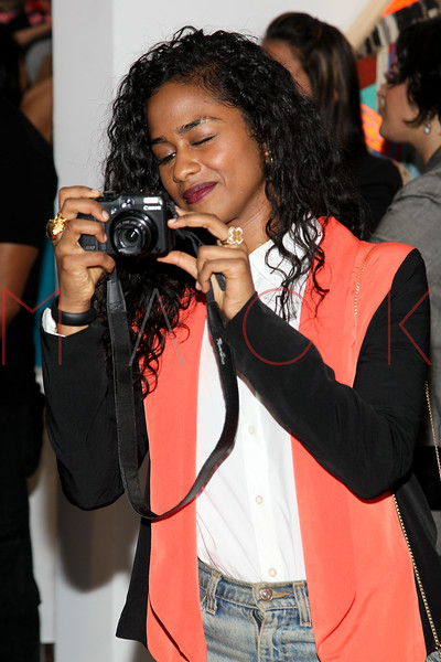 NEW YORK, NY - MAY 11:  Vashtie attends the Project Canvas Charity Event Hosted By Nick Cannon at The Opera Ballroom at Crest on May 11, 2012 in New York City.  (Photo by Steve Mack/S.D. Mack Pictures)
