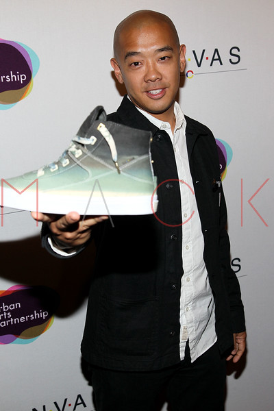 NEW YORK, NY - MAY 11:  Jeffstaple attends the Project Canvas Charity Event Hosted By Nick Cannon at The Opera Ballroom at Crest on May 11, 2012 in New York City.  (Photo by Steve Mack/S.D. Mack Pictures)