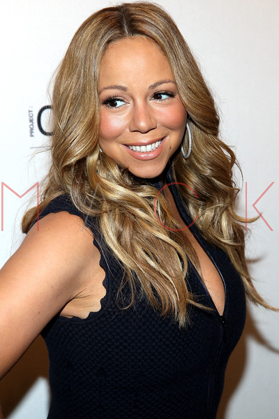NEW YORK, NY - MAY 11:  Mariah Carey attends the Project Canvas Charity Event Hosted By Nick Cannon at The Opera Ballroom at Crest on May 11, 2012 in New York City.  (Photo by Steve Mack/S.D. Mack Pictures)
