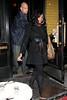 NEW YORK, NY - NOVEMBER 10:  Casey Cartel and Kelly Linton seen at Cebu Restaurant on November 10, 2012 in New York City.  (Photo by Steve Mack/S.D. Mack Pictures)