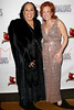 "NEW YORK, NY - NOVEMBER 15:  Roz Ryan and Carolee Carmello attend the ""Scandalous"" Broadway Opening Night"" After Party at Copacabana on November 15, 2012 in New York City.  (Photo by Steve Mack/S.D. Mack Pictures)"