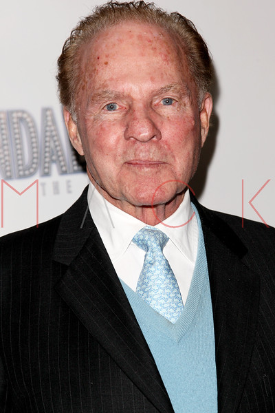 "NEW YORK, NY - NOVEMBER 15:  Frank Gifford attends the ""Scandalous"" Broadway Opening Night"" After Party at Copacabana on November 15, 2012 in New York City.  (Photo by Steve Mack/S.D. Mack Pictures)"
