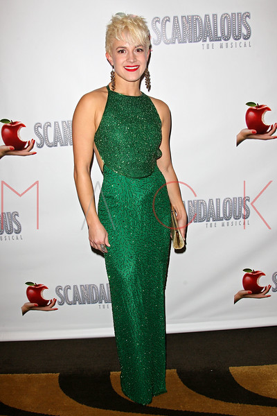 """NEW YORK, NY - NOVEMBER 15:  Betsy Struxness attends the """"Scandalous"""" Broadway Opening Night"""" After Party at Copacabana on November 15, 2012 in New York City.  (Photo by Steve Mack/S.D. Mack Pictures)"""