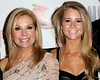 "NEW YORK, NY - NOVEMBER 15:  Kathie Lee Gifford and Cassidy Gifford attend the ""Scandalous"" Broadway Opening Night"" After Party at Copacabana on November 15, 2012 in New York City.  (Photo by Steve Mack/S.D. Mack Pictures)"