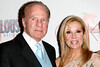 "NEW YORK, NY - NOVEMBER 15:  Frank Gifford and Kathie Lee Gifford attends the ""Scandalous"" Broadway Opening Night"" After Party at Copacabana on November 15, 2012 in New York City.  (Photo by Steve Mack/S.D. Mack Pictures)"