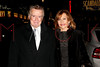 """NEW YORK, NY - NOVEMBER 15:  Regis and Joy Philbin attend the """"Scandalous"""" Broadway Opening Night""""at Neil Simon Theatre on November 15, 2012 in New York City.  (Photo by Steve Mack/S.D. Mack Pictures)"""
