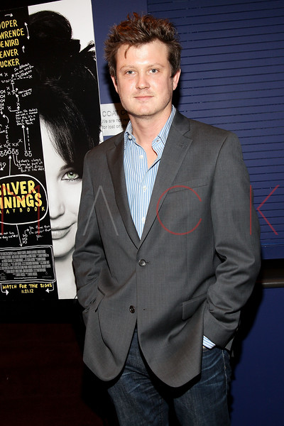 """NEW YORK, NY - NOVEMBER 11:  Beau Willimon attends the """"Silver Linings Playbook"""" premiere at Florence Gould Hall on November 11, 2012 in New York City.  (Photo by Steve Mack/S.D. Mack Pictures)"""