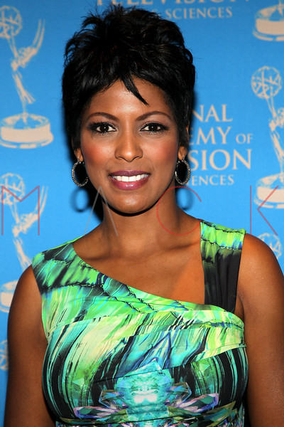 NEW YORK, NY - OCTOBER 01:  Tamron Hall attends the 33rd annual News & Documentary Emmy awards at Frederick P. Rose Hall, Jazz at Lincoln Center on October 1, 2012 in New York City.  (Photo by Steve Mack/S.D. Mack Pictures)