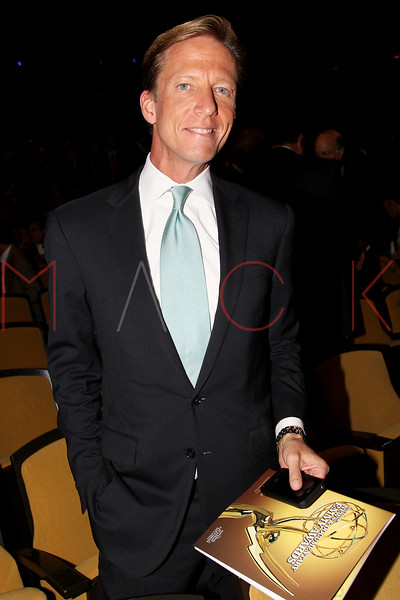 NEW YORK, NY - OCTOBER 01:  N.J. Burkett attends the 33rd annual News & Documentary Emmy awards at Frederick P. Rose Hall, Jazz at Lincoln Center on October 1, 2012 in New York City.  (Photo by Steve Mack/S.D. Mack Pictures)