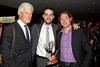 NEW YORK, NY - OCTOBER 01:  Keith Morrison, Nick Capote and Izhar Harpaz attend the 33rd annual News & Documentary Emmy awards at Frederick P. Rose Hall, Jazz at Lincoln Center on October 1, 2012 in New York City.  (Photo by Steve Mack/S.D. Mack Pictures)