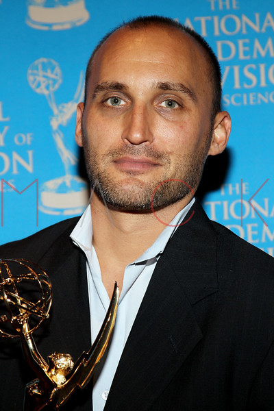 NEW YORK, NY - OCTOBER 01:  Amir Bar-Lev attends the 33rd annual News & Documentary Emmy awards at Frederick P. Rose Hall, Jazz at Lincoln Center on October 1, 2012 in New York City.  (Photo by Steve Mack/S.D. Mack Pictures)