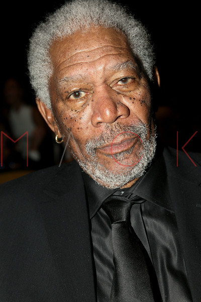 NEW YORK, NY - OCTOBER 01:  Morgan Freeman attends the 33rd annual News & Documentary Emmy awards at Frederick P. Rose Hall, Jazz at Lincoln Center on October 1, 2012 in New York City.  (Photo by Steve Mack/S.D. Mack Pictures)