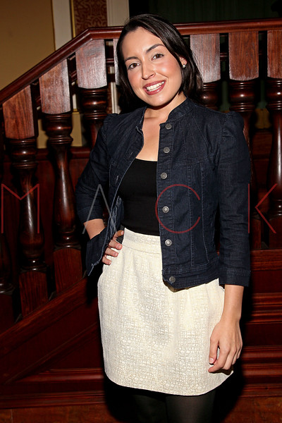 ATLANTIC CITY, NJ - OCTOBER 14:  Daniela Rivera attends the Atlantic City Film Festival awards ceremony at Dante Hall Theater on October 14, 2012 in Atlantic City, New Jersey.  (Photo by Steve Mack/S.D. Mack Pictures)
