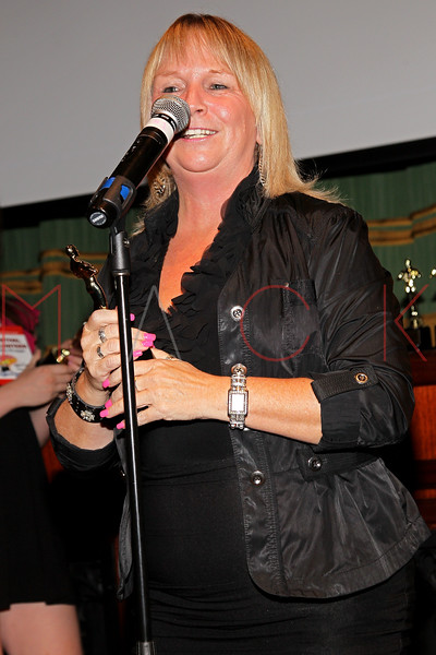 ATLANTIC CITY, NJ - OCTOBER 14:  Geri Reischl attends the Atlantic City Film Festival awards ceremony at Dante Hall Theater on October 14, 2012 in Atlantic City, New Jersey.  (Photo by Steve Mack/S.D. Mack Pictures)