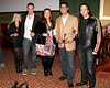 ATLANTIC CITY, NJ - OCTOBER 14:  Geri Reischl, Keith Collins, Blaze Kelly Coyle, Joe Valenti and Joseph Pepitone attend the Atlantic City Film Festival awards ceremony at Dante Hall Theater on October 14, 2012 in Atlantic City, New Jersey.  (Photo by Steve Mack/S.D. Mack Pictures)
